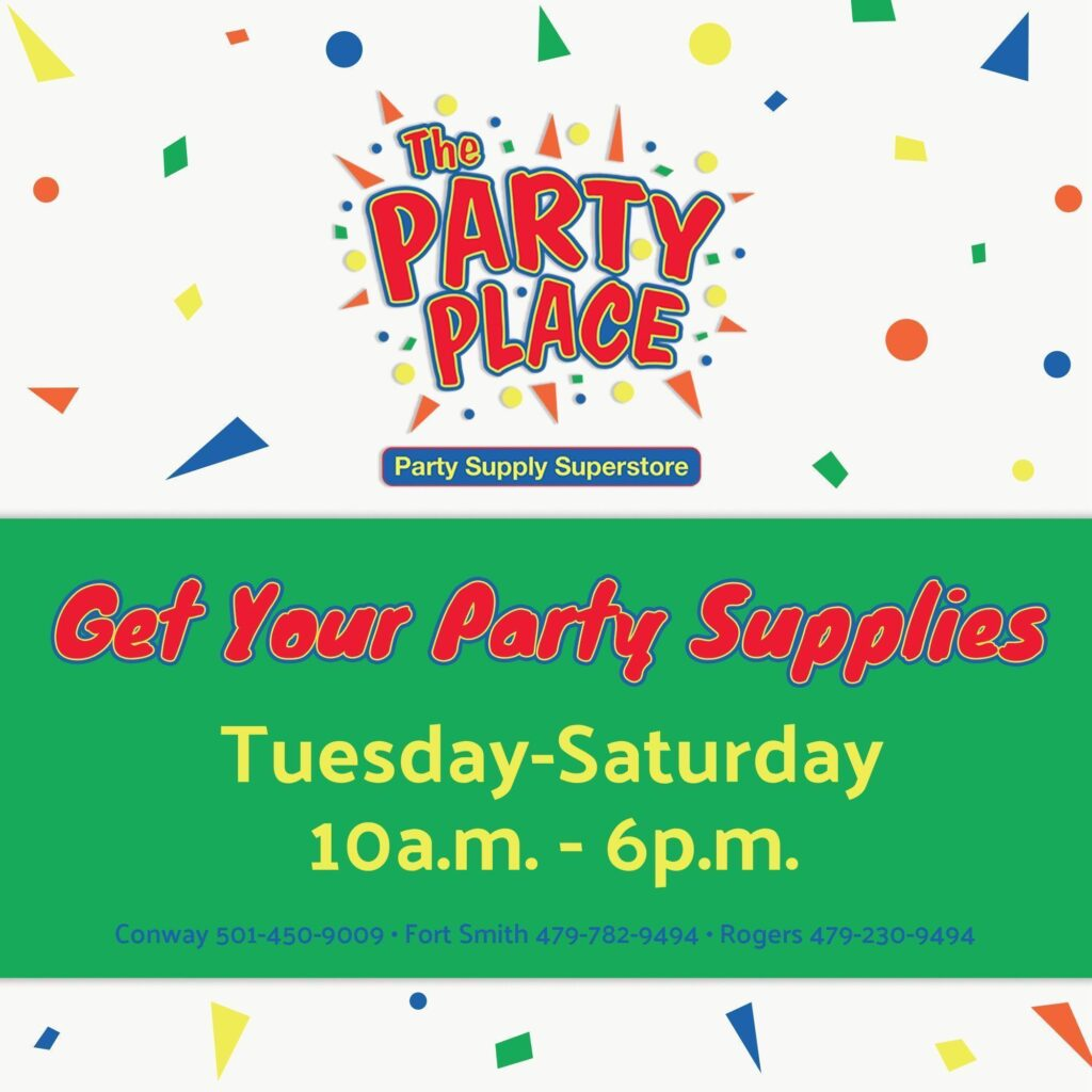 the party place hours