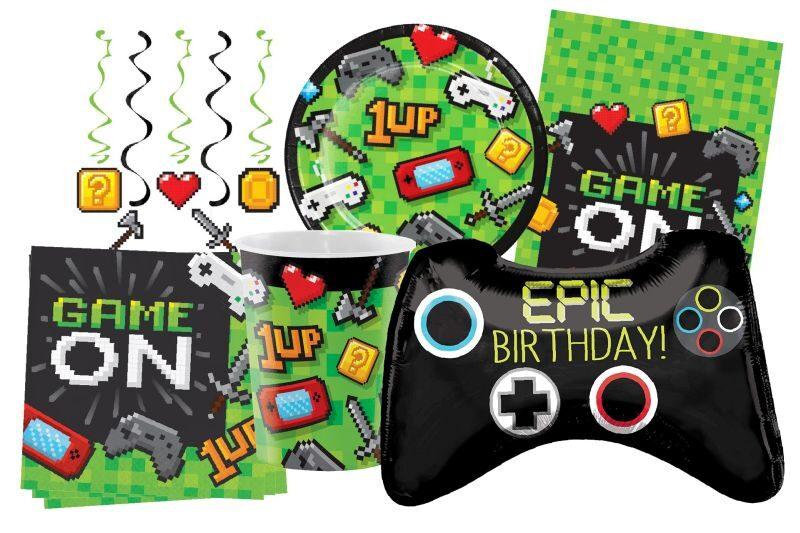 Boy's Birthday Party Supplies